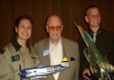 Les Leavoy, Lt Col, USAF
