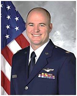 Major Andrew T. ?Punk? Stolee