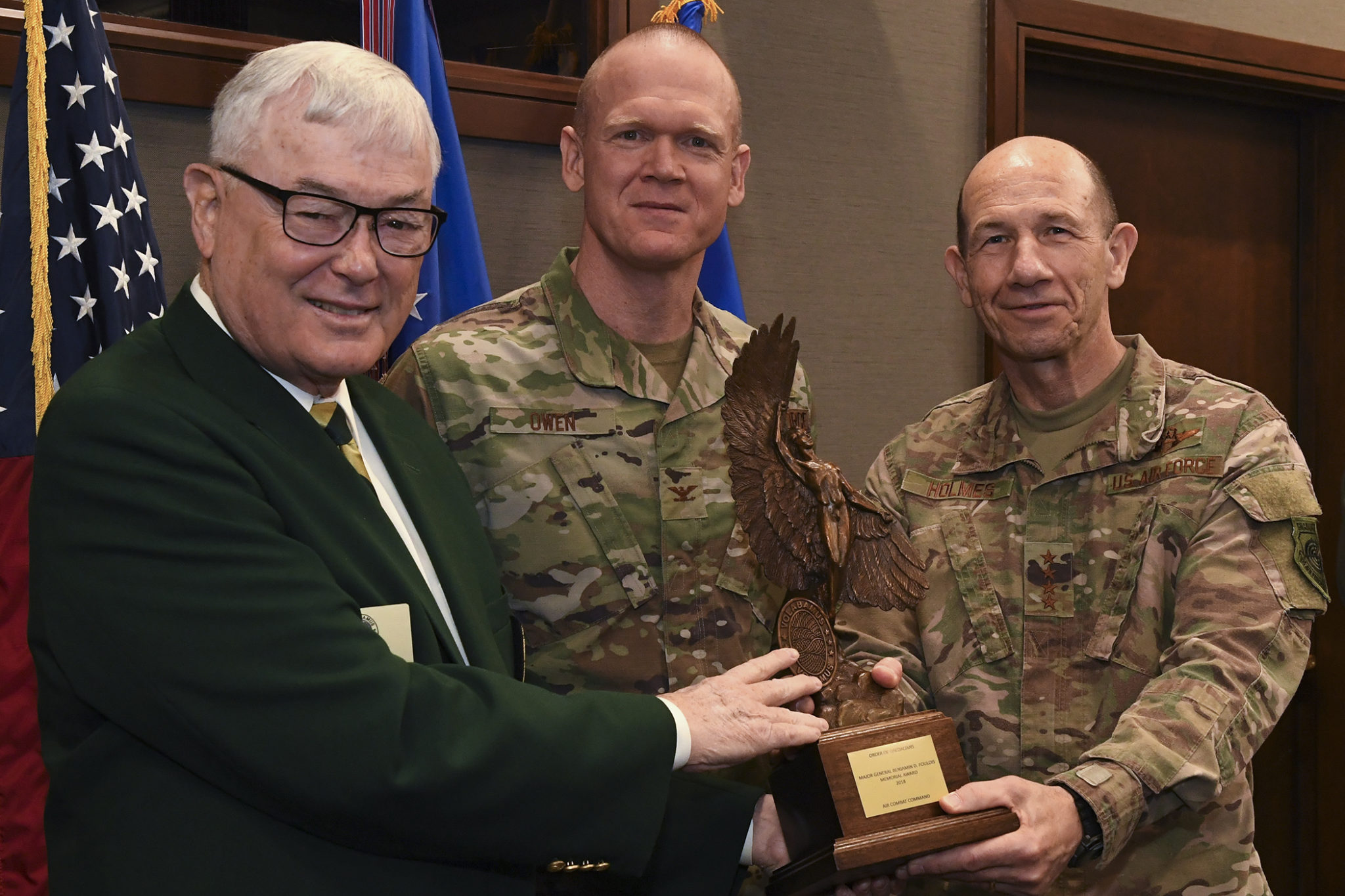 Major General Benjamin D. Foulois Memorial Award