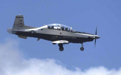 Cockpit oxygen problems persist in Air Force trainer flown in San Antonio