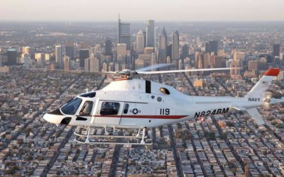 Leonardo Wins U.S. Navy Helo Trainer Deal