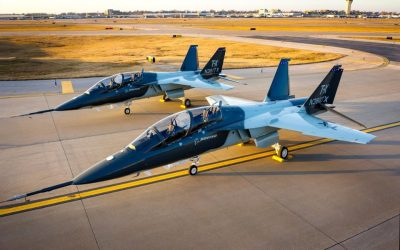 Why Boeing's T-7 Red Hawk Trainer Is Shaping Up To Be A Breakthrough Success For The U.S. Air Force