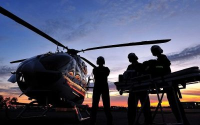 Coronavirus forces helicopter EMS safety strictures