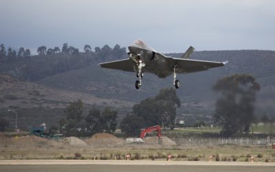 First Marine F-35C Squadron Attains Next Aviation Milestone