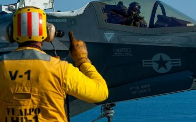 Marine Corps May Not Have Enough Pilots for its F-35 Fleet, Top General Warns