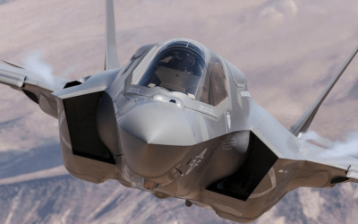 Pentagon puts F-35 on supersonic short-leash