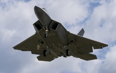 New Pilot Training Plan Could Provide More F-22 Combat Power, Red Air