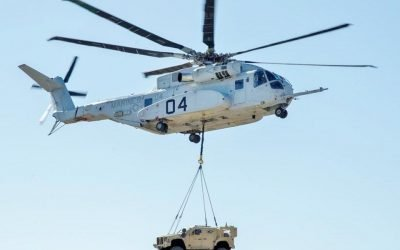 Marine CH-53K Emerges As The Fastest, Cheapest Way To Find A Future Army Heavy Lifter