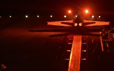 Navy Quietly Starts Development of Next-Generation Carrier Fighter; Plans Call for Manned, Long-Range Aircraft