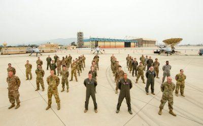 We're ready: Exercise Agile Reaper sends Holloman MQ-9s to California