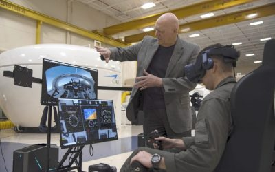 Navy harnessing new technology to restructure aviation training