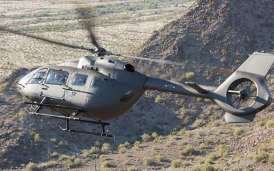 Airbus to introduce the newest series of Lakota helicopter UH-72B to the US Army and National Guard