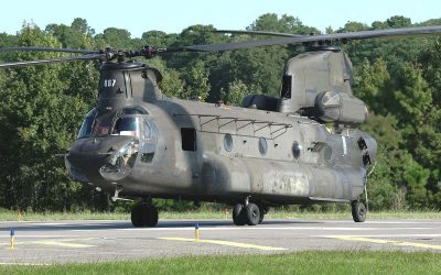 CH-47 Chinook With Far More Powerful T408 Engines Has Flown For The First Time