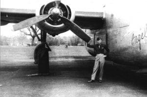 B-24 in Hethel