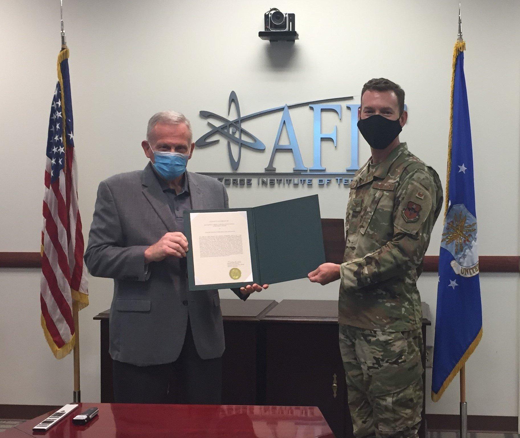 General Muir S. Fairchild – Educational Achievement Award