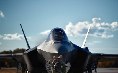 Senators Push for More F-35 Oversight in Spending Bill