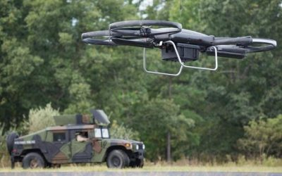 Army Maneuver Officials Want to Buy Ammo Resupply Drones and Give them to BCTs