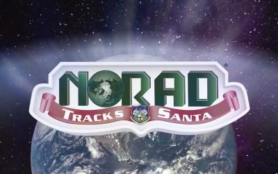 NORAD Santa Tracker Celebrates 65th Anniversary