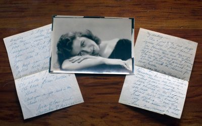 'Dearest Sweetheart': The passion and poignancy of wartime love letters