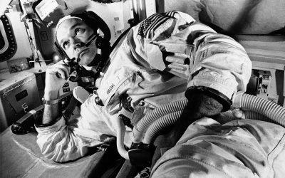 Astronaut Michael Collins, Apollo 11 pilot, dies at 90