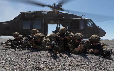 US Army aviation exercise unveils unprecedented progress as service preps for future war