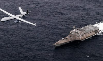 US Navy Unveils Strategy for Autonomous Vehicles